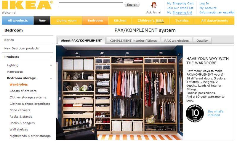 IkeaPax
